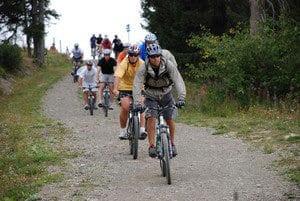 VTT sport aventure