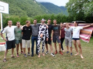evg canyoning annecy