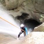 Canyoning Angon