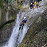 Canyoning de Montmin