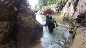 canyoning annecy reposoir bauges