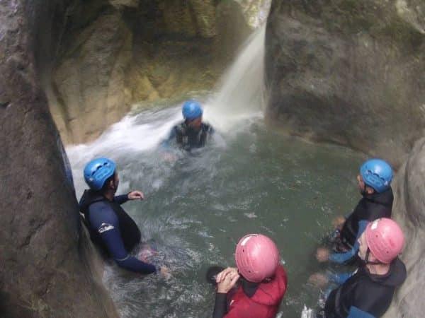 vasque canyonnig annecy