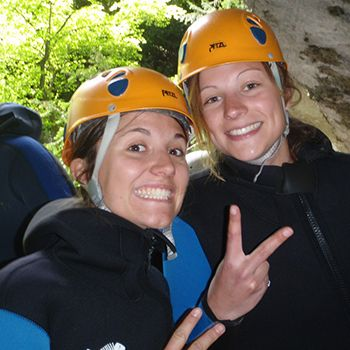 Annecy Canyoning Découverte