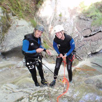 Canyoning Annecy Bon Cadeau