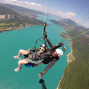 sport nature annecy parapente