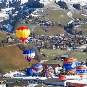 Sport Aventure Annecy montgolfière