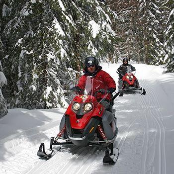 Sport Aventure Annecy motoneige