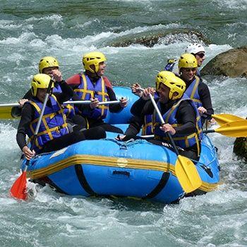 Sport Aventure Annecy rafting