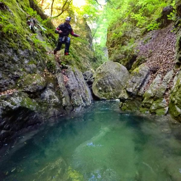 canyon montmin annecy